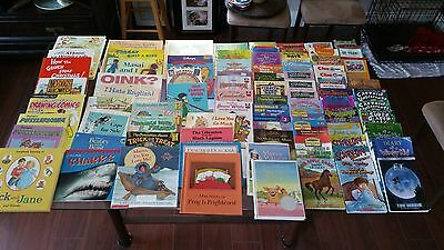 Lot Of 84 Children's Books from Toddler to Teen in Great Shape!!
