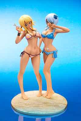 Fairy Tail - Lucy & Yukino 1/7 Suntan Ver. *LIMITED 300* (X-Plus) Authentic NEW