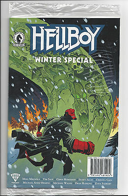 Hellboy Winter Special Books A Million BAM Fried Pie Variant NM/MT Dark Horse