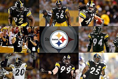 Football Coaching DVD Pittsburgh Steelers Defensive Cut Ups