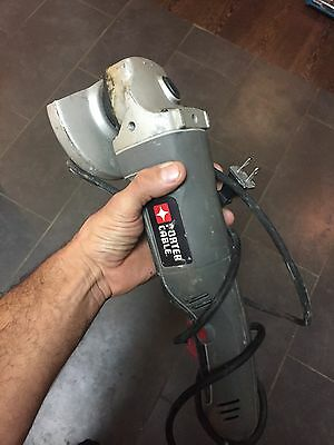 Porter Cable Angle Grinder