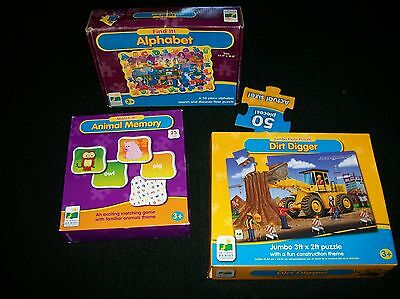 Learning Journey Puzzle lot
