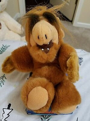 Brand New in Box, ALF Coleco Hand Puppet, 1987