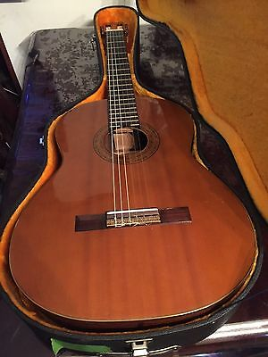 Garcia Classical Guitar 1970 with case, Japan