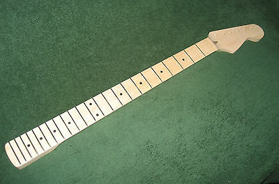 """DC Kunkle Std. 28.629"""" scale Baritone S style Guitar Neck Buy it Now at $110.00"""