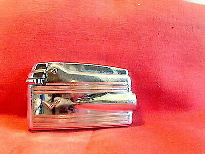 L@@K - A VERY NICE RONSON PREMIER Mk1 VARAFLAME POCKET LIGHTER - G W O