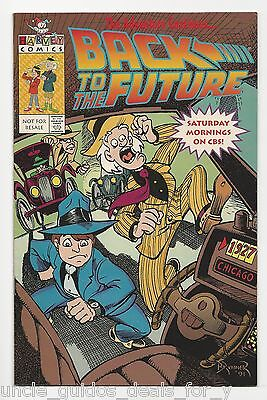 Back To The Future Special (1991) NM/MT 9.8