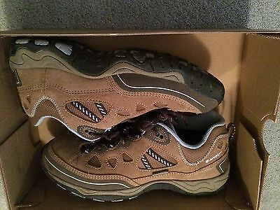 Hi Tec Waterproof Hiking Shoes Size 8
