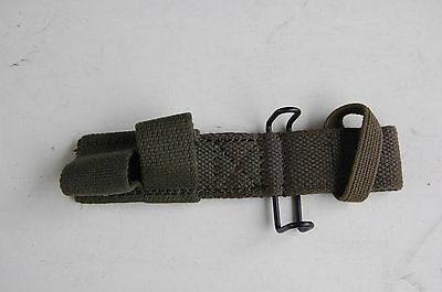 Australian issue Bayonet Frog for L1A1 SLR Rifle dated 1970.
