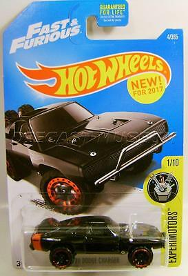 1970 '70 Dodge Charger Off Road Doms Fast & Furious Hot Wheels Diecast 2017