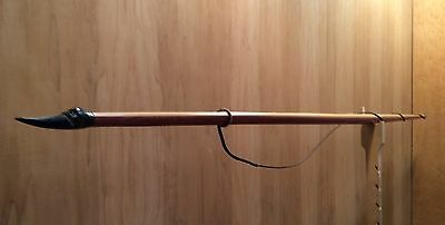 """Bamboo Bloodwood Tri-Lam English """"Warbow"""" Longbow 105#@28"""" 130#@32"""" 76"""" Overall"""