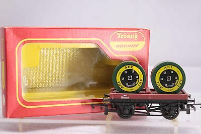 Triang HORNBY OO R.18 Cable Drum Wagon
