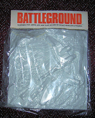 Power Play Product #MPG12 BATTLEGROUND Plastic Diorama for Airfix 1/72 in Packet
