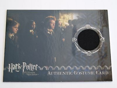 Rare Harry Potter Prisoner of Azkaban Costume Card - Ron's Robes (UK Exclusive)