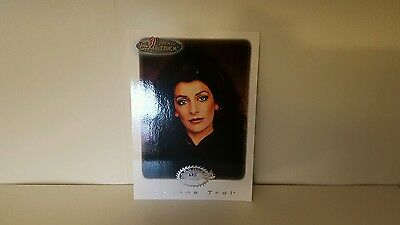 The Women Of Star Trek Archive Collection Marina Sirtis As Counsel Deanna Troi