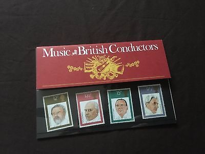 British Post Office mint stamps