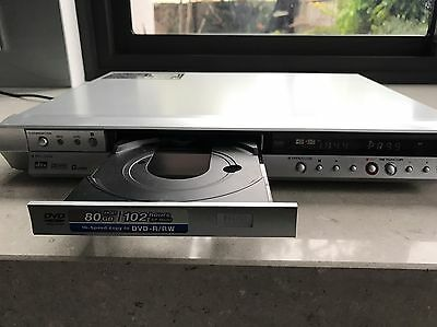 PIONEER DVD RECORDER DVR 520H-S With Remote
