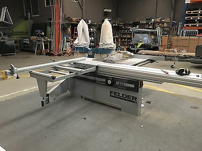 Felder 3mt Panel Saw As New Condition