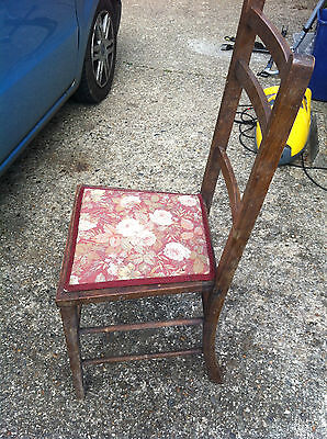 lovely little antique chair