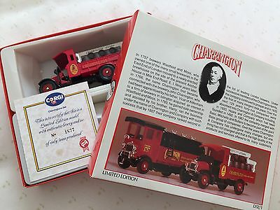 Corgi Charring tons, Boxed, Never Been Used