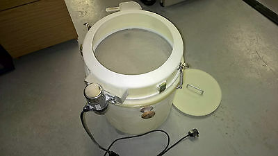 Electric Barrel Powder Sieve for Z-Corp 3D Printers