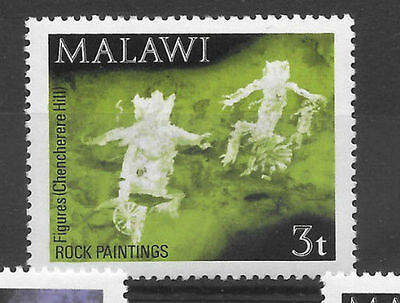 Great item - this and 3 other stamps in a Malawi stamp set