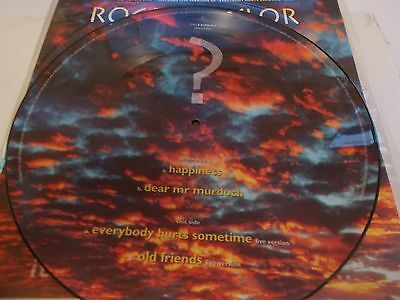 Roger Taylor (Queen) Happiness Picture Disc  1994