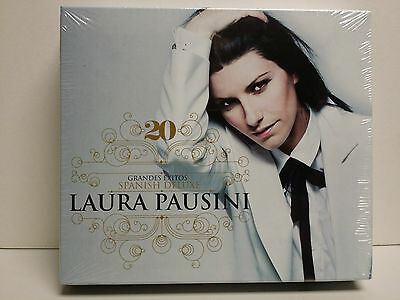 Laura Pausini - Grandes Exitos Spanish Deluxe - 3 Cd + Dvd - Nuevo - Sealed