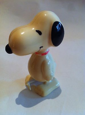Vintage 1950's Snoopy Windup Toy 1958 United Feature Syndicate Inc
