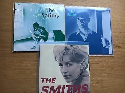 "The Smiths 3 7"" Vinyl Singles: What Difference (Morrissey Cover)/William/Ask"