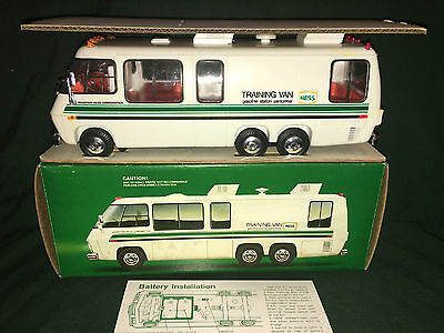1978-1979-1980 Hess Training Van, works,rare,vintage,collectible,Great Condition