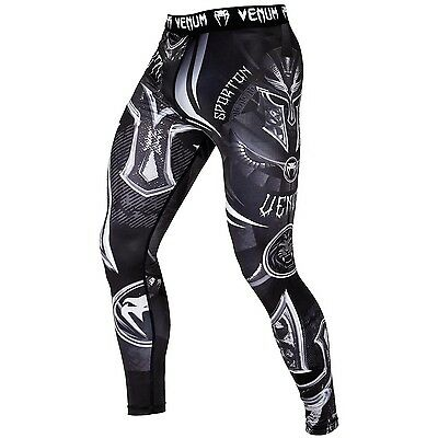Venum Compression Leggings Gladiator 3.0, Lauf Fitness Hose Pant Spats Herren