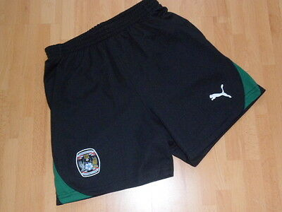 Boys Coventry City Football Shorts - Size 28 152Cm Approx 11-12 Years