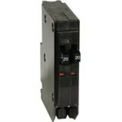 Square D by Schneider Electric QOT2020CP QO 2-20-Amp Single-Pole Tandem Circuit