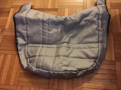 "Uppababy ""Vista"" Stroller Bassinet Cover Part Accessory EUC"