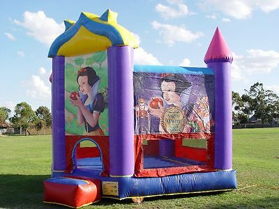 Snow White Jumping castle