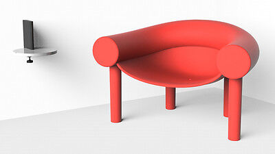 Magis Sam Son Low Chair (red)RRP £420 GREAT PRICE