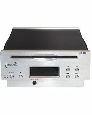 Lecteur cd audiophile dynavox cd-307