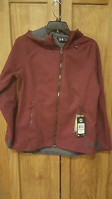 NWT Women's Under Armour Cold Gear Dobson softshell jacket