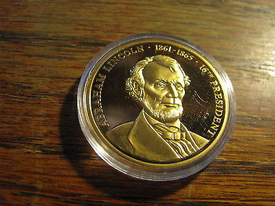 Abraham Lincoln  Proof  Coin    Lot# JC 15