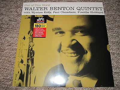 Walter Benton Quintet - Out Of This World - Remastered Vinyl Lp - New & Sealed
