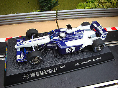 NEW UNBOXED SCALEXTRIC WILLIAMS FORMULA 1 CAR No 6