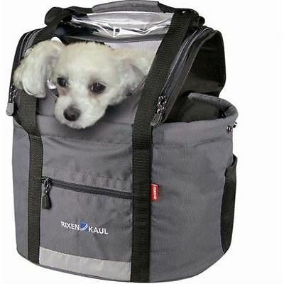 Rixen-Kaul Bags and Basket- DOGGY HANDLEBAR BAG
