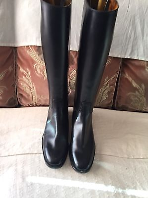 mens riding boots size 10