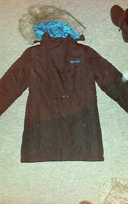 regatta girls coat aged 5-6 years