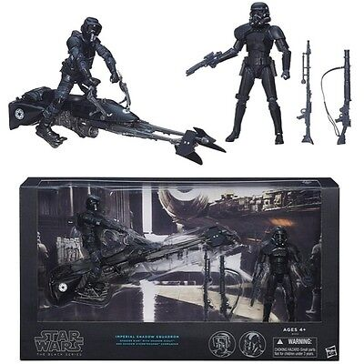 Star Wars Imperial Shadow Squadron The Official Black Series Sealed