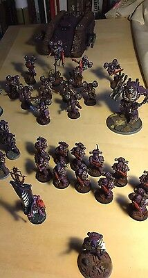 Forgeworld Heresy Emperor's Children Army. Reduced Price . Fulgrim  Not Included