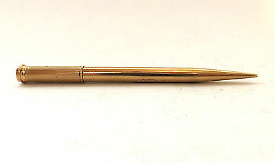 Mordan Everpoint 179005 9CT Gold Mechanical Pencil 1887