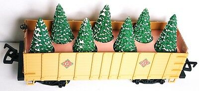 CHRISTMAS TREE FREIGHT CAR for the 1992 GREATLAND HOLIDAY EXPRESS TRAIN System