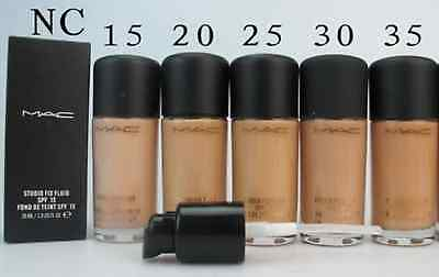 MAC Foundation, Studio Fix Fluid, 30ml, BNIB